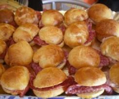 panini imbottiti per buffet