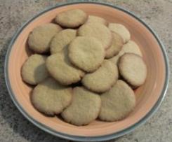 Biscotti casarecci al farro