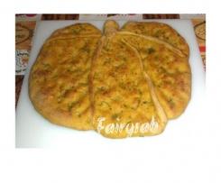 Focaccia di Zucca (esubero Pasta Madre)
