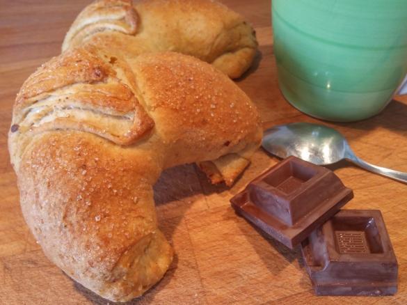 Croissant Vegan è Un Ricetta Creata Dallutente Cristina Chris