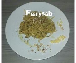 Pasta risottata funghi Porcini & mela Golden