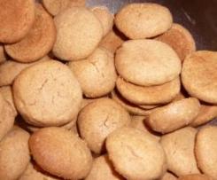 Biscotti aromatizzati cannella cioccolato