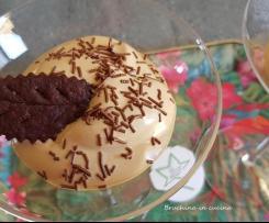 Sfoglie croccanti al cacao per il gelato