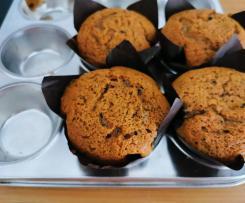 Muffin Bimby cappuccino soffici senza burro