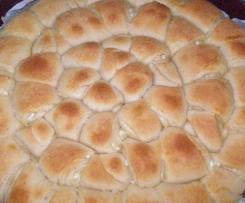 Tutmanik - il pane bulgaro ( delle feste)