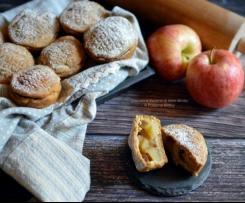 Crostatine ripiene di mele