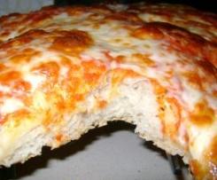 Pizza in teglia col metodo Bonci