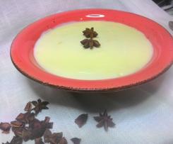 Crema all'anice stellato - contest crema per farcire o accompagnare dolci-