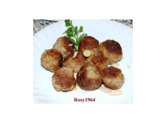 Ricetta bimby polpette in agrodolce