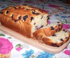PLUM-CAKE MIRTILLI