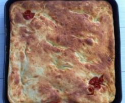 pizza di patate con Jamon serrano (prosciutto crudo)-ME GUSTA-team Atzeni-Div.Angioina