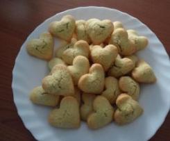 dolcetti di Cupido per San Valentino