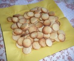 Biscottini limone e cioccolato