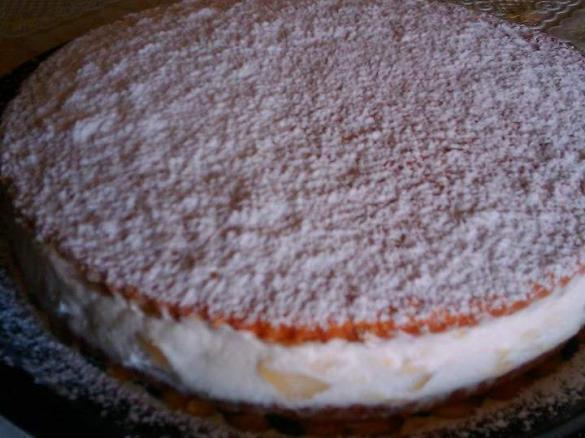 Torta Ricotta E Pere Amalfitana è Un Ricetta Creata Dallutente