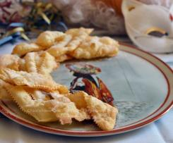 Chiacchiere con 3 Ingredienti