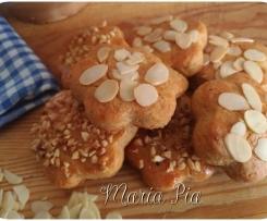 BISCOTTI SALATI RICOPERTI DI FRUTTA SECCA (Contest biscotti salati )