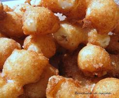 Frittelle di riso di San Giuseppe senza uova