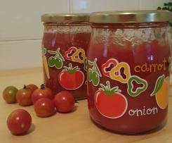 Conserva di pomodoro cotta