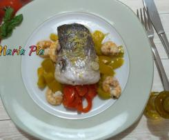 INVOLTINI DI ORATA (contest secondi di pesce)