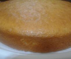torta al limone veloce