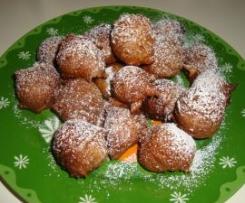 Castagnole di carnevale senza glutine