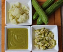 RICETTE DAVANTI AL CAMINO_vellutata e pollo alle zucchine della blogger Simona