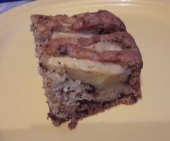 Dolce mele ricotta e cioccolato fondente senza glutine