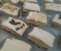Torta Viziosa (compleanno) e  Viziose (belle e golose)