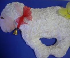 agnellino dolce di Pasqua