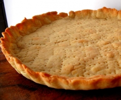 Pasta brisè senza burro