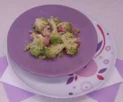 Broccoli romani stufati