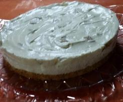 Ricotta e pere versione cheesecake