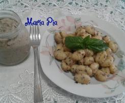 SALSA CON ROBIOLA (contest pesto e condimenti )