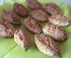 Biscotti Veloci al Cocco