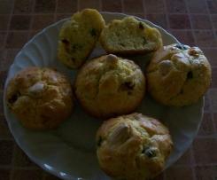 Muffin - pomodori e capperi