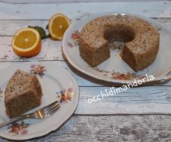 Pan d'arancio al varoma senza glutine