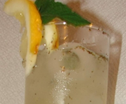 Cocktail limone menta