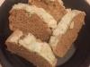 Plum-cake di farro e mandorle Vegan