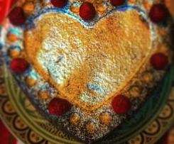 Torta fondente cioccolato e lamponi di Pierre Hermé- CONTEST TORTE VELOCI
