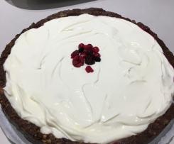 Cheesecake a sorpresa (Contest torte veloci)