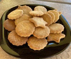 Contest dolci senza burro e senza uova: Biscotti di frolla senza uova e latticini