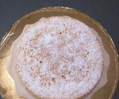 Torta alla crema di mascarpone senza lattosio