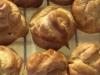 Pasta Choux - per bignè farciti alle tre creme