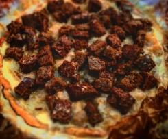 Crostata salata di mele renette e pane nero-CONTEST PICNIC