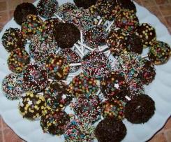 Popcakes al cioccolato