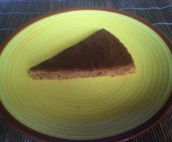 Torta riso e nocciole senza glutine ne lattosio