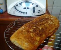il mio pane con pasta madre