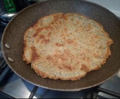Pane in padella (senza glutine)