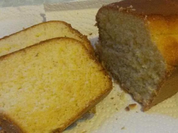 Plumcake Soffice E Delicato Al Limone è Un Ricetta Creata Dall