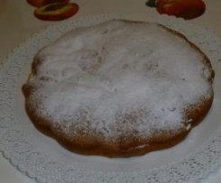 Torta di mele light...molto light